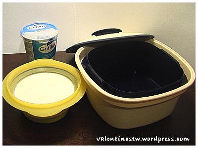 Naminio jogurto paruošimas